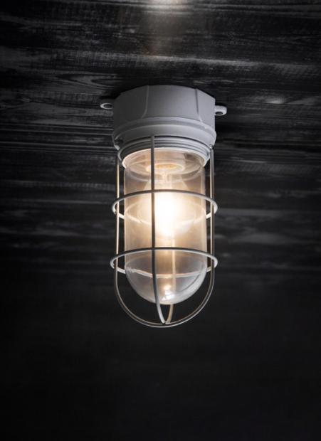 """Plafondlamp Buiten Aluminium """"Chatham"""" LAHP20"""