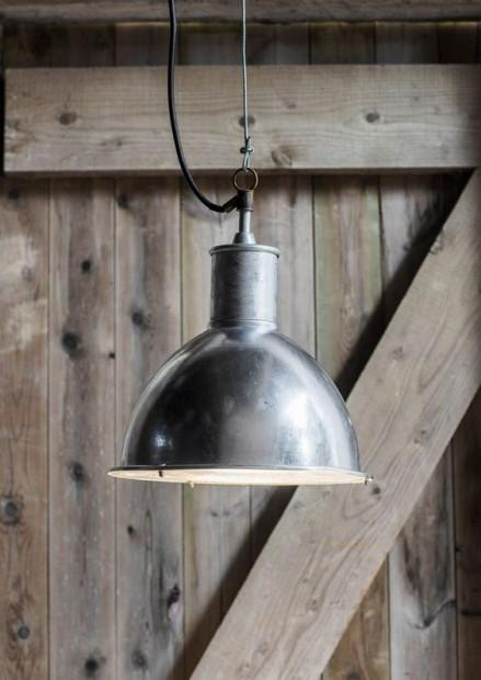 "Hanglamp Buiten Industrieel ""St Ives Bay Light"" LAHP40"
