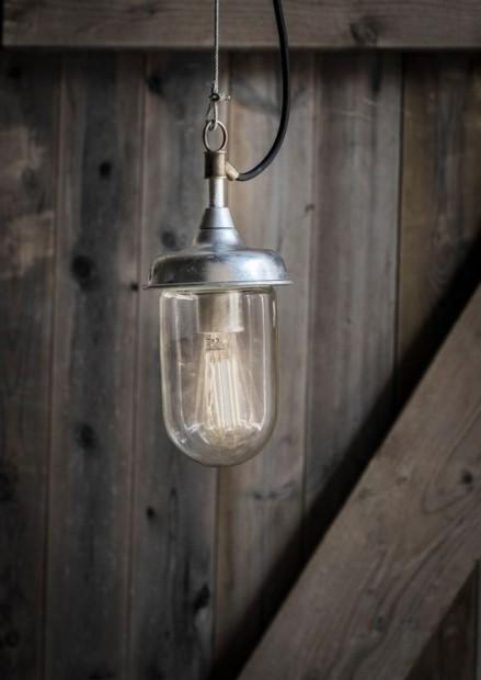 """Hanglamp Buiten veranda """"St Ives Harbour Light"""" LAHP41"""