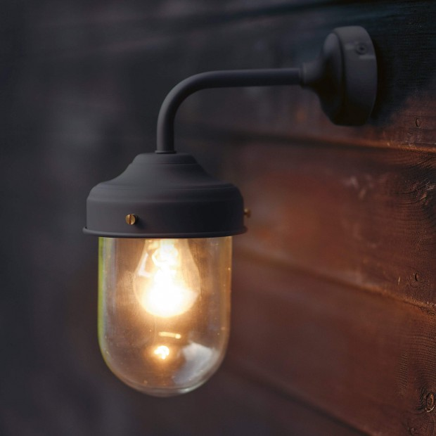 "Buitenlamp Industrieel ""Barn Light Carbon"" LACN20"