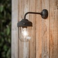 Buitenlamp Industrieel Barn Light Coffee Bean LACB06