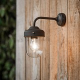 "Buitenlamp Industrieel ""Barn Light Coffee Bean"""