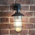 Industriele Buitenlamp Zwart Cobalt LABK04