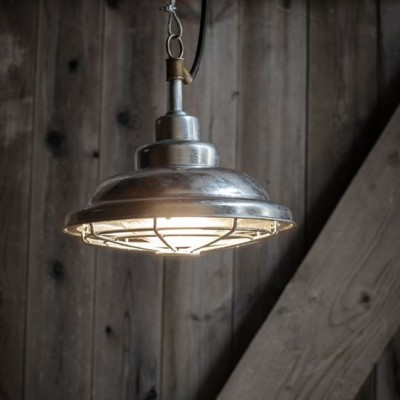 "Industriele Hanglamp Buiten ""St Ives Mariner Light"""