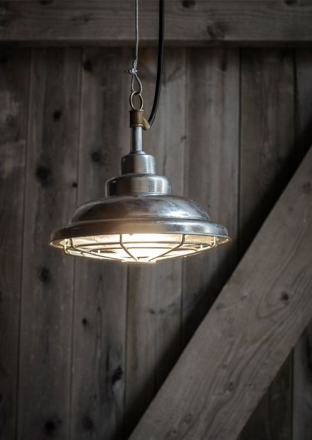 "Industriele Hanglamp Buiten ""St Ives Mariner Light"" LAHP42"