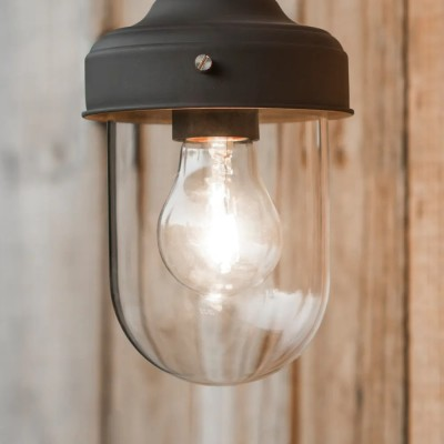 Los Glas Buitenlamp Barn Light