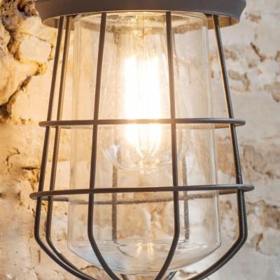 Los Glas Buitenlamp Finsbury