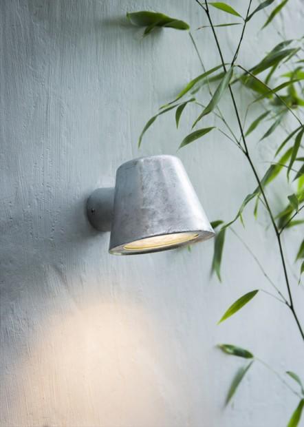 """Wandlamp Buiten Gegalvaniseerd """"St Ives Mast Light""""  LAHP30"""