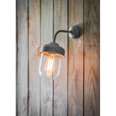 "Buitenlamp Antraciet ""Big Barn Light"""