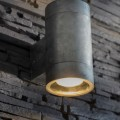 "Wandlamp Buiten ""St Ives Up & Down Light Large"" Gegalvaniseerd LAHP45"