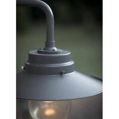 """Buitenlamp """"Belfast Light"""" Charcoal"""