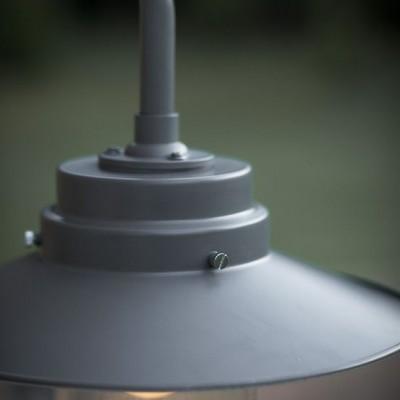 Buitenlamp Grijs Belfast Light