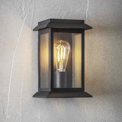 Wandlamp Buiten Brons Grosvenor