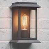 "Wandlamp ""Grosvenor Light"" Antraciet Grijs"