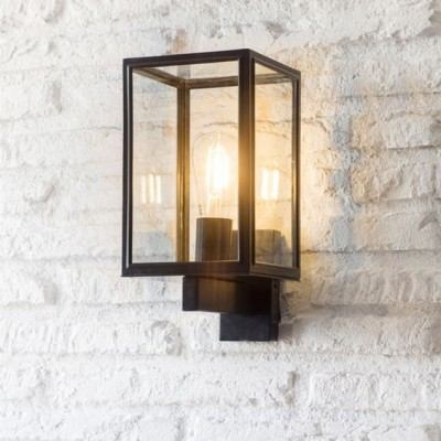 Wandlamp Buiten Zwart Belgrave