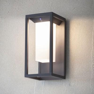 Wandlamp Buiten Op Zonne-Energie Northwick