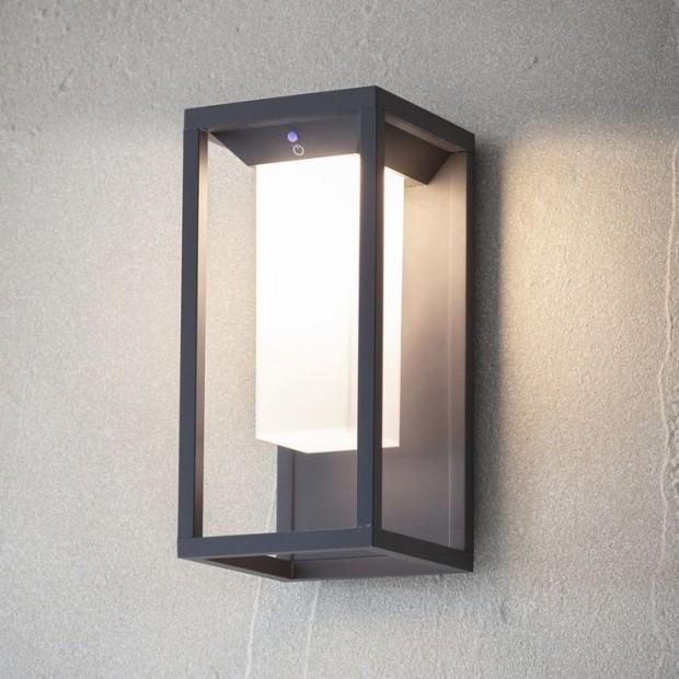 """Wandlamp Buiten Op Zonne-Energie """"Northwick""""  LASP01"""