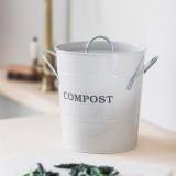 Compostemmer Wit 3,5 Liter