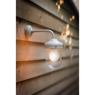 "Buitenlamp Industrieel ""Barn Light Clay"""