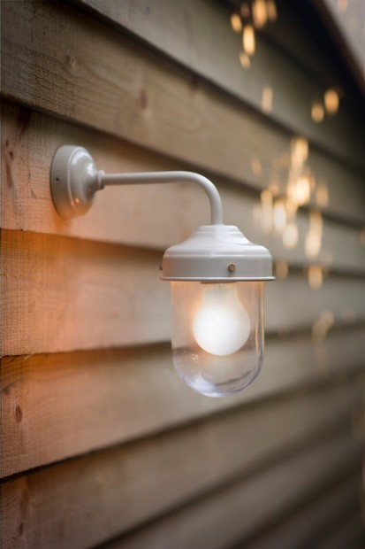 "Buitenlamp Industrieel ""Barn Light Clay"" LACL02"