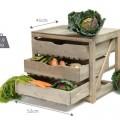 Ladekast voor groenten & fruit VSWO01
