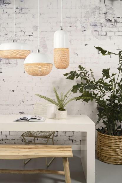 """Bamboe Hanglamp """"Mekong""""  Mekong"""