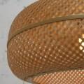 """Dubbele Hanglamp Bamboe """"Palawan"""" Palawan H2"""