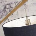 """Bamboe Vloerlamp """"Montblanc"""" Montblanc F"""