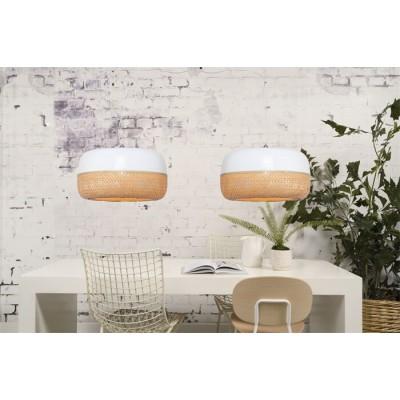 """Dubbele Hanglamp Bamboe """"Mekong"""""""