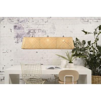 "Hanglamp Eettafel Bamboe ""Komodo"""
