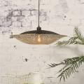 """Hanglamp Gevlochten Bamboe """"Kalimantan"""" Kalimantan"""