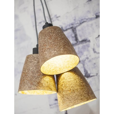 "Hanglamp Hout ""Sequoia"""