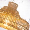 """Dubbele Rieten Hanglamp """"Kalahari"""" Kalahari H2"""