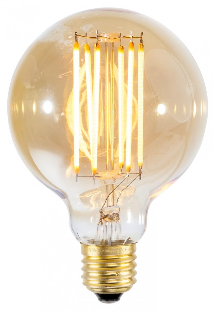 LED lamp bol 9,5cm +€ 2,00
