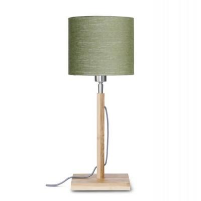 """Bamboe Tafellamp """"Fuji"""""""
