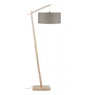 "Bamboe Vloerlamp ""Andes"""
