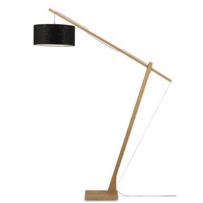 """Bamboe Vloerlamp """"Montblanc"""""""