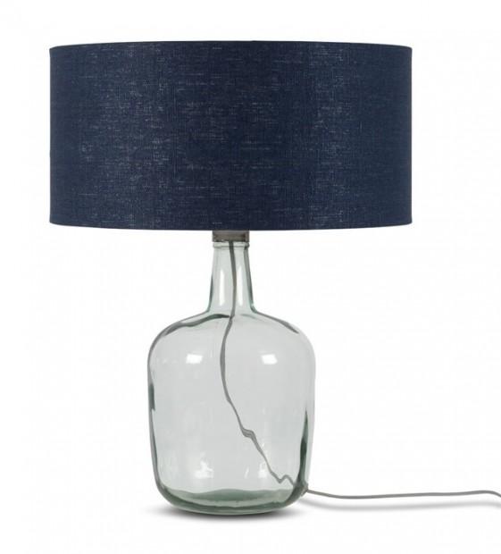 """Glazen Tafellamp Met Kap """"Murano"""" Large Murano T42"""