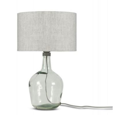 "Glazen Tafellamp Met Kap ""Murano"" Small"