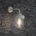 """Buitenlamp Industrieel """"Barn Light Lelie Wit"""" LALW05"""