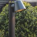 """Tuinpadverlichting Zwart """"Regent""""  LACN30"""