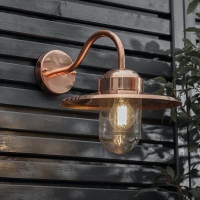 Stallamp Buiten Koper Howick
