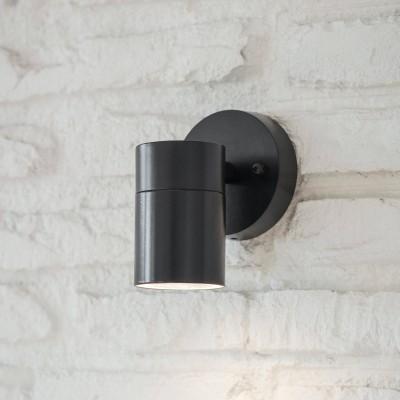 Wandlamp Buiten Downlight Zwart Regent