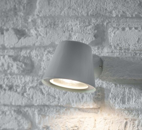 Wandlamp Buiten Zachtgrijs Regent Mast Light