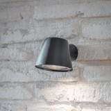 """Wandlamp Buiten Zwart """"Regent Mast Light"""""""
