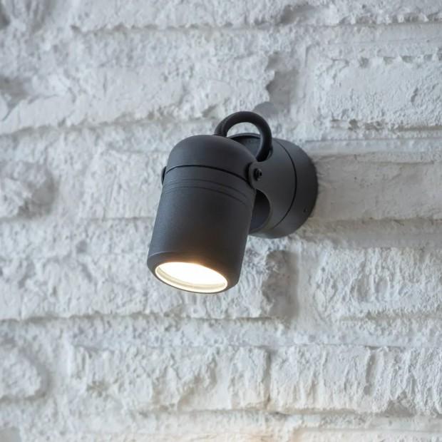 Wandspot Buiten Zwart Bodnant LABO01