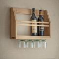 Wijnglazen Rek Muur Hambledon WSOK01 PRE-ORDER