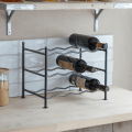 Wijnrek Metaal 12 Flessen Farringdon WRST03 PRE-ORDER