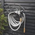 Tuinslanghouder Metaal Zwart Farringdon HHST01