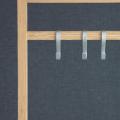 Kledingrek Hout Met Plank Boscombe BOCR04